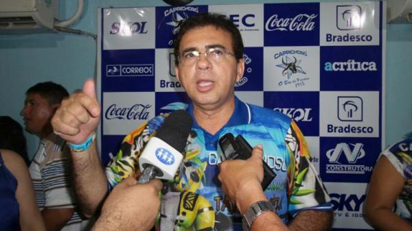 Joilto Azêdo diz não ter dinheiro para mudança no regulamento do festival