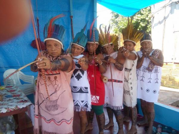 Mulheres indígenas declaram guerra contra Paula Cristina do DSEI-Parintins