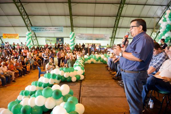 Município de Presidente Figueiredo ganha Banco do Povo e Plano Safra do Governo do Amazonas