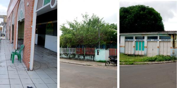 Prefeitura despreza prédios públicos e mantém secretarias em imóveis alugados