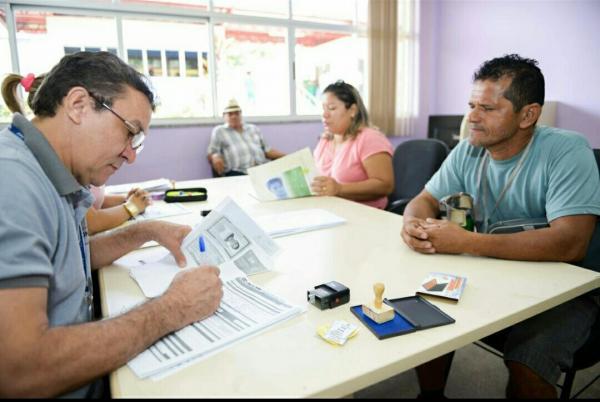 Programa Crédito Solidário chega aos Centros de Convivência do Estado