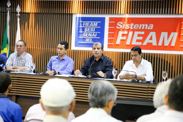 Representantes do setor de fruticultura do Brasil discutem potencial econômico no Amazonas na Fieam