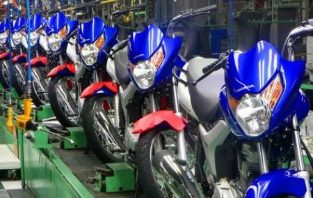 Setor de motocicletas encerra 2014 com sinais de recuperação