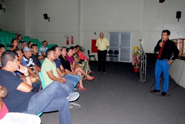 Escola do TCE inicia curso de Gestão Tributária e Gestão Patrimonial em Parintins