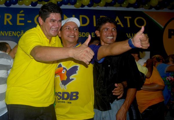 Tribunal de Justiça garante registro de Bi Garcia no TRE, ao suspender decreto da Câmara de Parintins