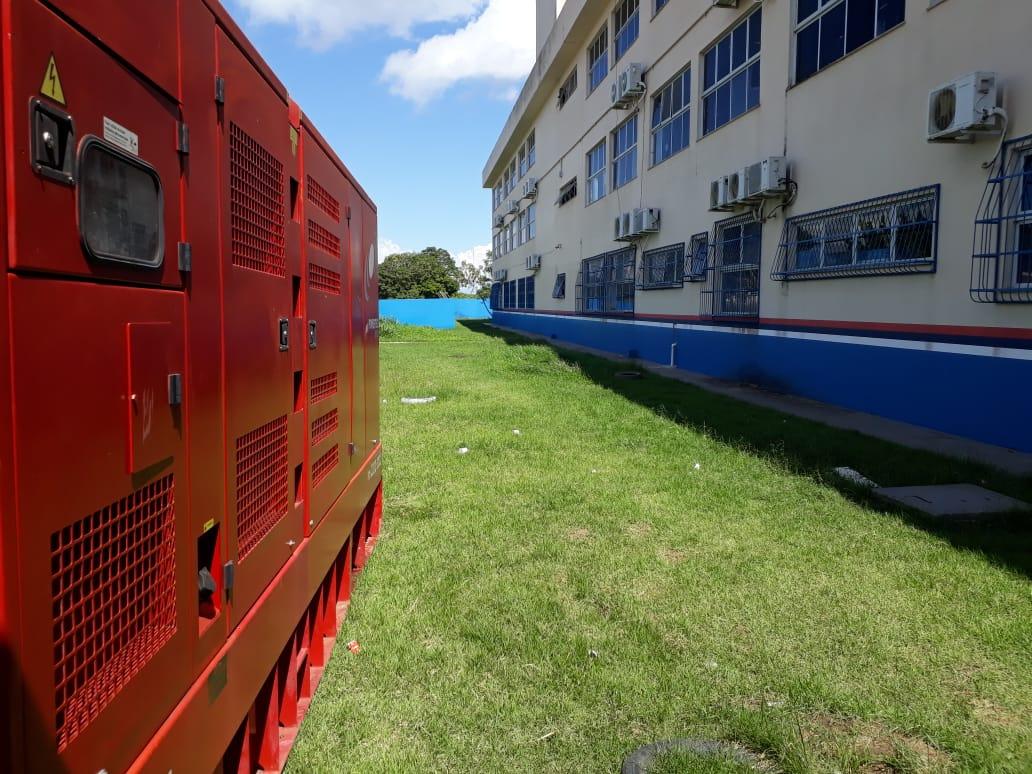 Governo do Amazonas envia geradores de energia para escolas de Iranduba e Manacapuru (2)