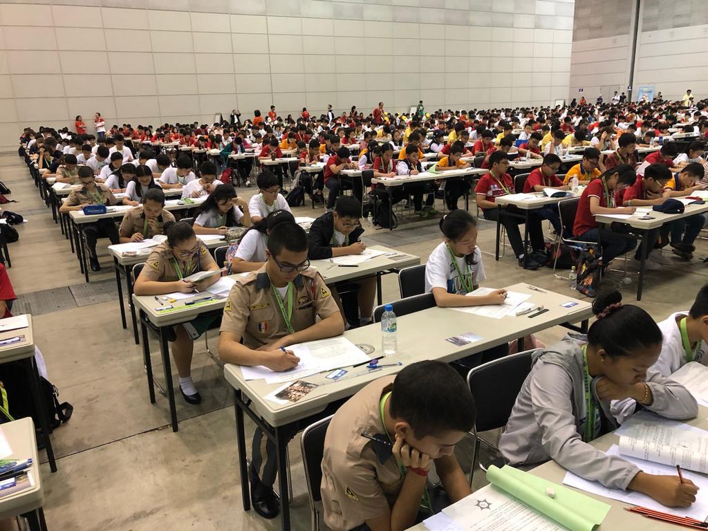 Olimpíada Internacional Matemática Sem Fronteiras (4)